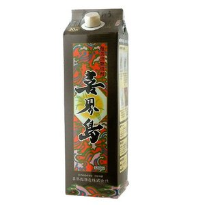 喜界島 30度 紙パック 1800ml (喜界島酒造) kerajiya