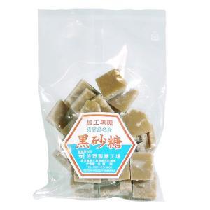喜界島黒糖 平型 <加工>(佐野製糖)<黒砂糖 黒糖 加工黒砂糖>|kerajiya