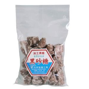 喜界島黒糖 ガラ <加工> 佐野製糖 <黒砂糖 黒糖 加工黒砂糖>|kerajiya