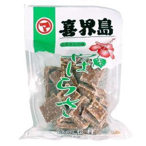 喜界黒糖 やはらさ(松村) 250g <黒砂糖 黒糖 加工黒砂糖>|kerajiya