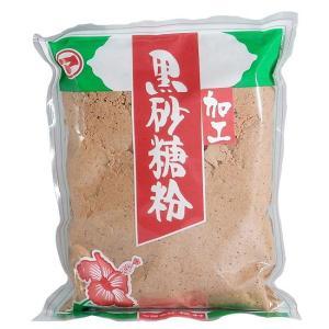 黒砂糖粉(加工)500g (有)松村<黒砂糖 黒糖 加工黒砂糖>|kerajiya