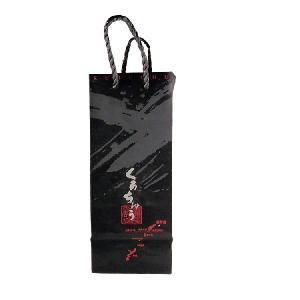 喜界島酒造専用手提げ紙袋(1本用) kerajiya