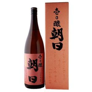 朝日 壱乃醸 1800ml (化粧箱入)(朝日酒造) kerajiya