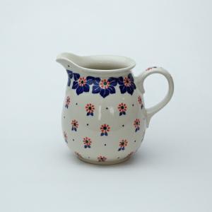 ジャグ・0.5L[C079-1003]【ポーリッシュポタリー[ポーランド食器・陶器]】|kersen