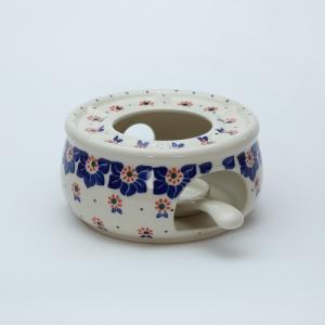 ポットウォーマー・大[C374-1003]【ポーリッシュポタリー[ポーランド食器・陶器]】|kersen