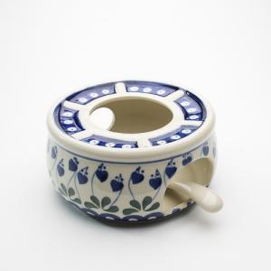 ポットウォーマー・大[C374-377O]【ポーリッシュポタリー[ポーランド食器・陶器]】|kersen