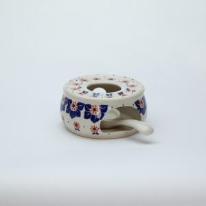 ポットウォーマー・小[C644-1003]【ポーリッシュポタリー[ポーランド食器・陶器]】|kersen
