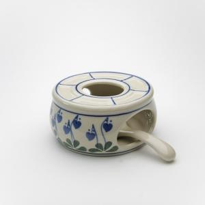 ポットウォーマー・小[C644-377O]【ポーリッシュポタリー[ポーランド食器・陶器]】|kersen