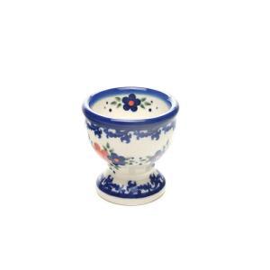 エッグカップ[V038-A063]【ポーリッシュポタリー[ポーランド食器・陶器]】|kersen
