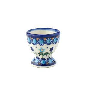 エッグカップ[V038-U006]【ポーリッシュポタリー[ポーランド食器・陶器]】|kersen