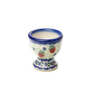 エッグカップ[V038-U182]【ポーリッシュポタリー[ポーランド食器・陶器]】|kersen