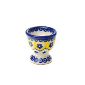 エッグカップ[V038-U199]【ポーリッシュポタリー[ポーランド食器・陶器]】|kersen