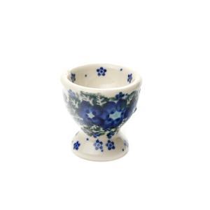 エッグカップ[V038-U420]【ポーリッシュポタリー[ポーランド食器・陶器]】|kersen