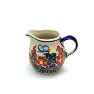 クリーマー[V082-A001]【ポーリッシュポタリー[ポーランド食器・陶器]】|kersen
