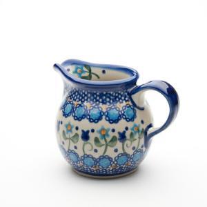 クリーマー[V082-U006]【ポーリッシュポタリー[ポーランド食器・陶器]】|kersen