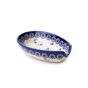 スプーンレスト[V089-C022]【ポーリッシュポタリー[ポーランド食器・陶器]】|kersen