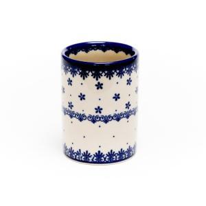 カトラリースタンド[V411-C008]【ポーリッシュポタリー[ポーランド食器・陶器]】|kersen