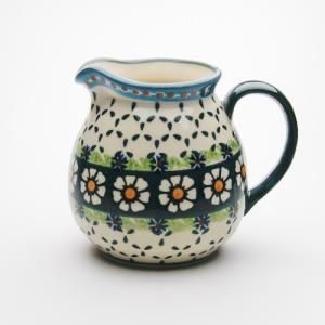 ジャグ・0.75L[W408-25A]【ポーリッシュポタリー[ポーランド食器・陶器]】|kersen