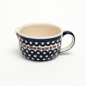 ミルクポット0.7L[W527-11]【ポーリッシュポタリー[ポーランド食器・陶器]】|kersen