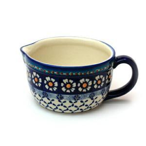 ミルクポット0.7L[W527-25D]【ポーリッシュポタリー[ポーランド食器・陶器]】|kersen