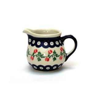 クリーマー[Z1355-1004]【ポーリッシュポタリー[ポーランド食器・陶器]】|kersen