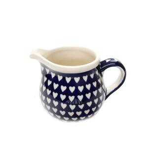 クリーマー[Z1355-1044]【ポーリッシュポタリー[ポーランド食器・陶器]】|kersen