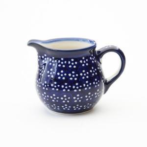 クリーマー[Z1355-226A]【ポーリッシュポタリー[ポーランド食器・陶器]】|kersen