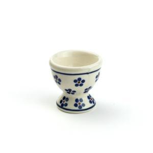 エッグカップ[Z203-225]【ポーリッシュポタリー[ポーランド食器・陶器]】|kersen
