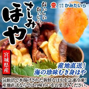 ほや ホヤ 三陸 宮城県産 おいしいおいしい刺身ほや 水揚げされたばかりの新鮮で肉厚なほや 2個セット(かみたいら) kesennu-market