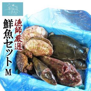 漁師さんの鮮魚セットM (3〜4kg目安) FishMarket38 気仙沼 唐桑 旬の鮮魚 お取り寄せ|kesennuma-san