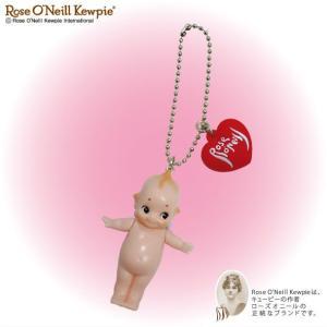 ローズオニールキューピー人形 マスコット キーチェーン|kewpie