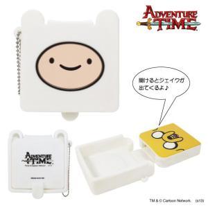 アドベンチャータイム シリコンコインケース フィン&ジェイク Adventure Time|kewpie
