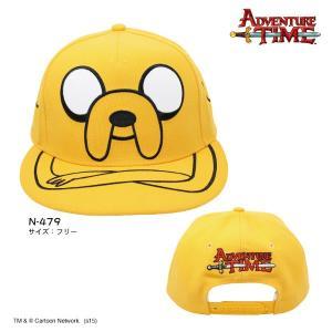 アドベンチャータイム 帽子 ジェイク Adventure Time|kewpie