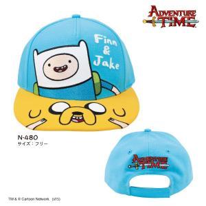 アドベンチャータイム 帽子 フィン&ジェイク Adventure Time|kewpie