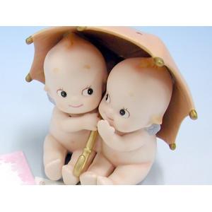 ローズオニールキューピー人形 キューピー ペアドール レイニーデイ|kewpie|02