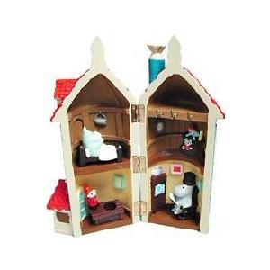 ムーミン ハウス型キーラック Moomin|kewpie