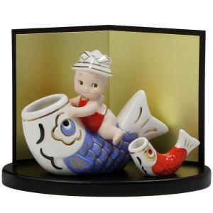 ローズオニールキューピー五月人形 こいのぼり|kewpie