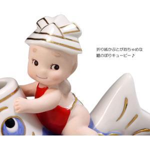 ローズオニールキューピー五月人形 こいのぼり|kewpie|02