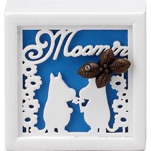 ムーミン 木製ノスタルジックオルゴール ムーミンからフローレンへの素敵な贈り物 Moomin|kewpie