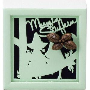 ムーミン 木製ノスタルジックオルゴール スナフキンからムーミンへ月夜のしらべ Moomin|kewpie