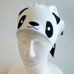 なりきりバンダナ パンダ Panda|kewpie