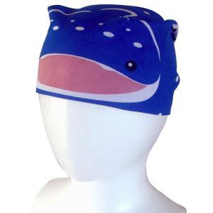 なりきりバンダナ ジンベイザメ|kewpie