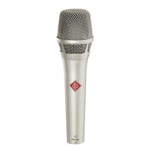 KMSシリーズマイクロフォンは、ボーカリストの声を最適な形で伝える為に開発された、ステージユースのコ...