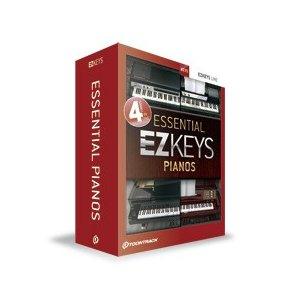 TOONTRACK EZ KEYS - ESSENTIAL PIANOS