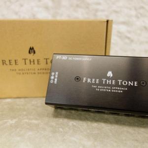 Free The Tone フリーザトーン PT-3D DC power supply|key