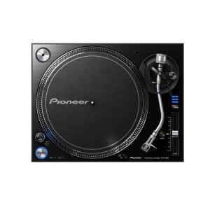 パイオニアから30年ぶりのターンテーブルが登場! DJ/Clubシーンが求める操作性と、優れた音質を...