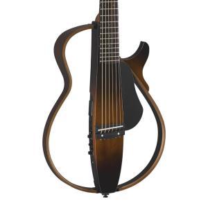 ヤマハ サイレントギター YAMAHA SLG200S TBS