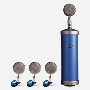 Bottle Mic Lockerは、Blueのフラグシップ真空管マイクロフォン「Bottle」と、...