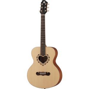 アコースティックギター ミニアコギ ZEMAITIS ゼマイティス CAM-LTD Mini 2018 Limited Edition|key