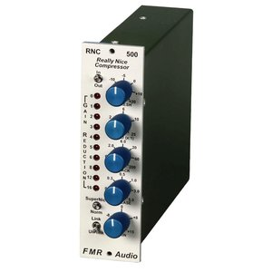 FMR AUDIO RNC500 / Really Nice Compressor For API ...